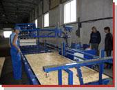 Производство сэндвич-панелей